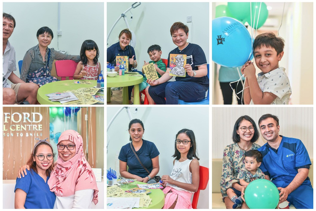 Ashford Dental Centre opening ASHFORD SERANGOON GRAND OPENING! Uncategorized