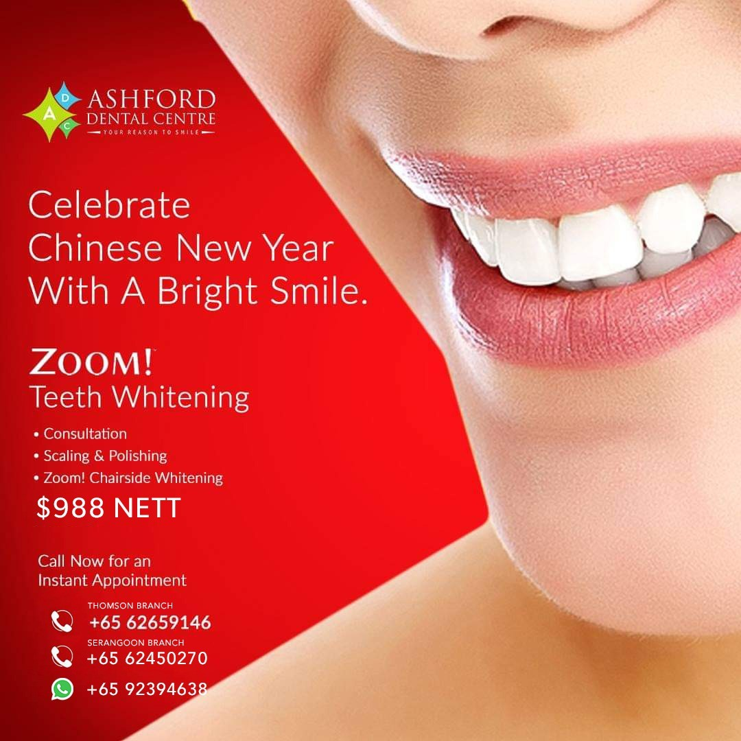 Ashford Dental Centre celebrate-CNY Chinese New Year Uncategorized
